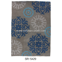 Acrylic Hand Tufted Carpet Rug