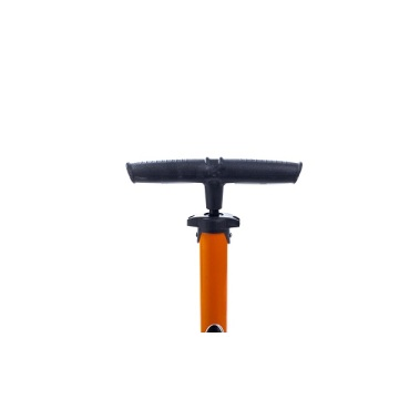 Bike Pump with Seamless Tube