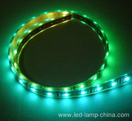 100V AC led tape light kit 3014 smd 120LED strips