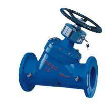 DN150 Dynamic balancing valve self operated balancing valve