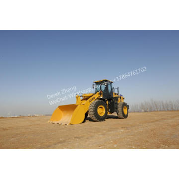SEM mini loader SEM653D 5 ton telescopic wheel loader price