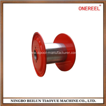 Best Quality for Steel Wire Drum Enhanced empty grounding cable reel for electric wire supply to France Wholesale