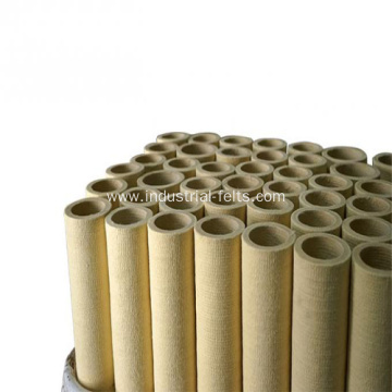 Kevlar Felt Tubes For Aluminum Extrusion Industry