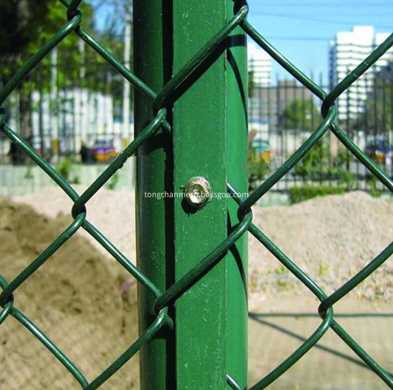pvc coated fence 4