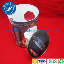 Low MOQ for for Round Plastic Cylinder Tube Packaging Offset Printing Cylinder Transparent Plastic export to Turks and Caicos Islands Supplier
