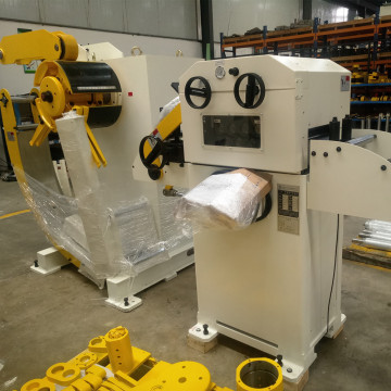 Metal Sheet Decoiler Straightener