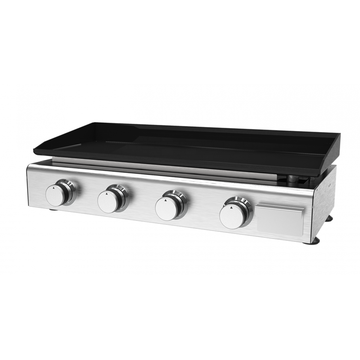 4 Burner Gas Griddle Grill