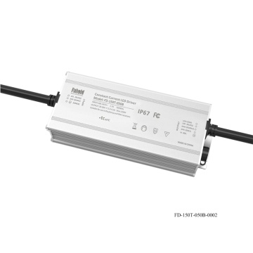 150W LED Luminaire Driver IP Rated