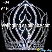 Wholesale Rhinestone Pageant Crowns For Sale