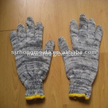 String Knitted Polycotton Work Gloves