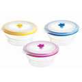 Silicone Lunch Box And Food Storage Container
