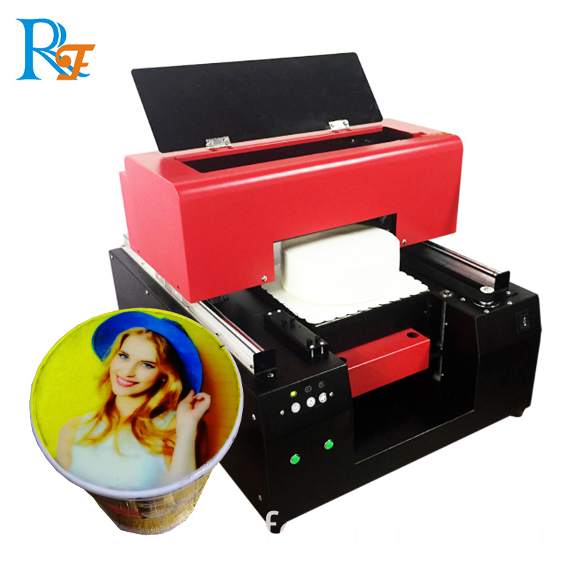 Digital Coffee Printer