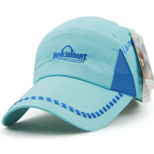 Microfiber Seven Panel Adult  Running Golf Cap