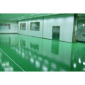 Solvent-free epoxy resin concrete floor coating