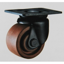 280℃ Low gravity high temperature swivel casters