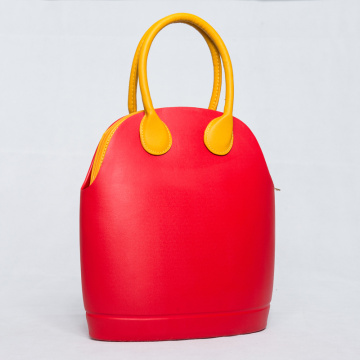 custom rubber tote Obag handbag for women