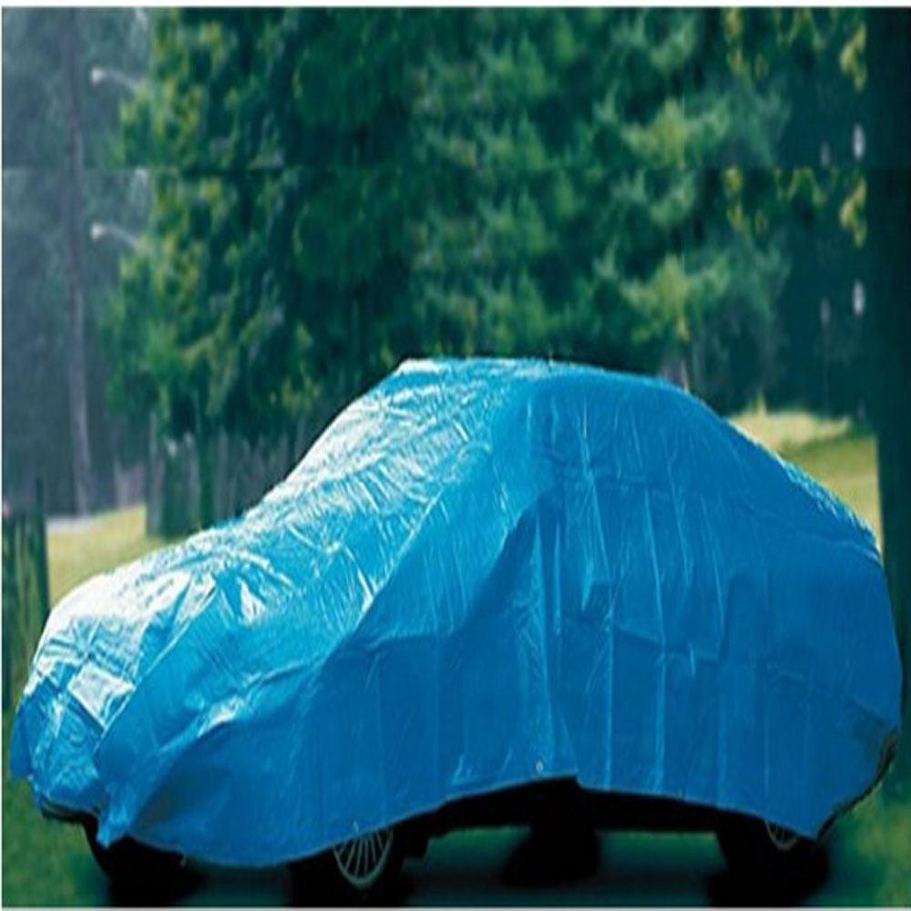 Light Weight Tarpaulin Car Cover Truch Cover Boat Cover