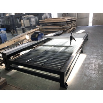 CNC plasma cutting machine for carbon steel