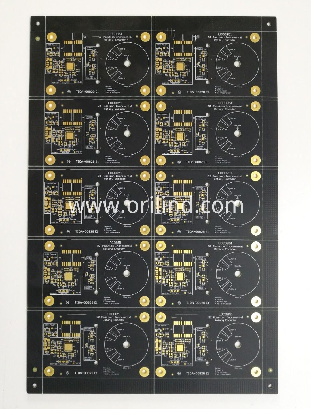 Rigid Printed Wire Board