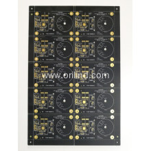 Manufacturer for China Multilayer PCB,Electronics Multilayer PCB,Custom-Made Multilayer PCB Manufacturer and Supplier Matt black colour circuit board export to Belgium Manufacturer