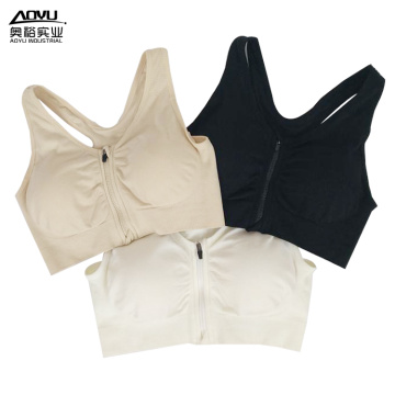 Women Casual Sport Various Colors Seamless Sport Bra
