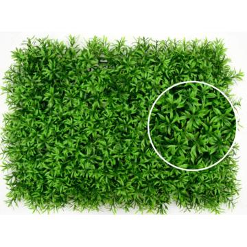 Plastic Tropical Hanging Artificial Plants Grass wall