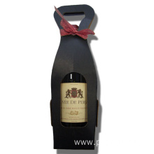 20 Years manufacturer for Magnetic Book Wine Paper Box Black Dyed Paper Wine Boxes supply to Swaziland Suppliers