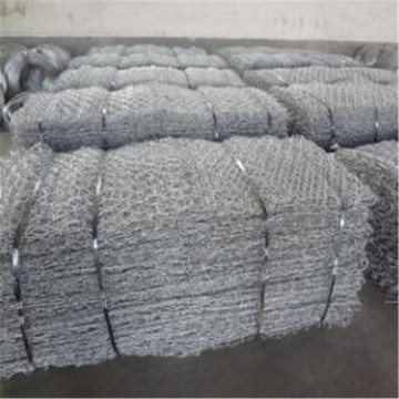 Personlized Products for Gabion Wall Galvanized PVC Welded Gabion Baskets supply to Poland Wholesale