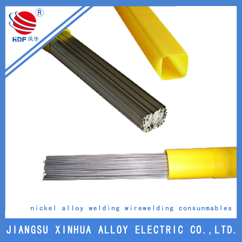the good ERNiCu-7 Nickel Alloy Welding Wire