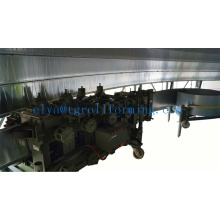 Professional steel silo making machine