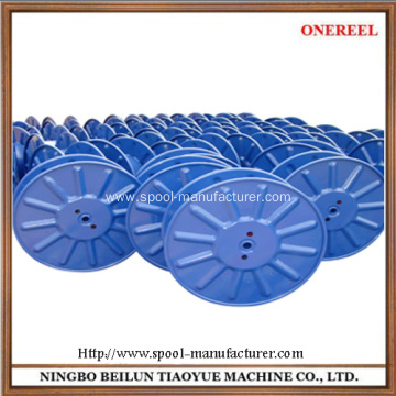 Good Quality for Pressed Steel Spool Punching wire cable bobbins export to Indonesia Wholesale
