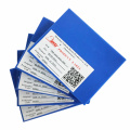 Blue PA6 Nylon Sheet With High Toughness