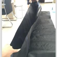 Manufacturer of for Black Plastic Mulch PP Woven Bag UV Resistance Flat Film Woven Geotextile supply to Spain Wholesale