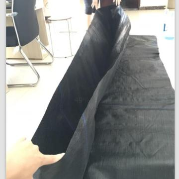 High Definition for Black Plastic Mulch PP Woven Bag UV Resistance Flat Film Woven Geotextile export to Italy Wholesale