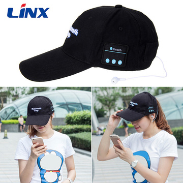 Wireless Bluetooth Misic Baseball Cap Bluetooth Earphone