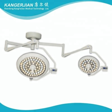LED Double Head Operation Shadowless Lamp