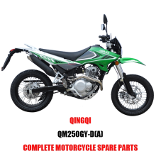 QINGQI QM250GY-D A Engine Parts Motorcycle Body Kits Spare Parts Original