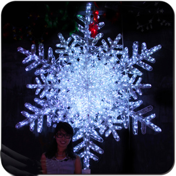 Decor outdoor christmas  snowflake