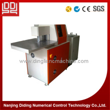 Bending aluminum channel machine