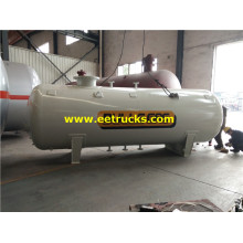 6 Ton Small LPG Gas Tanks