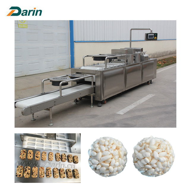 Rice Snack Cake Making Machine