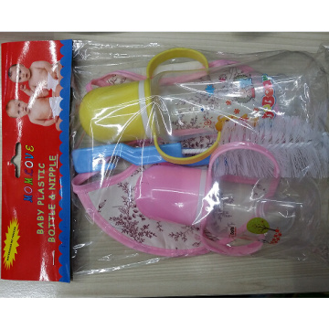 Factory Outlets for Disposable Tube Tent Eco-Friendly PP Free Wide Baby Feeding Bottle export to China Taiwan Exporter