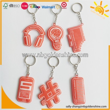 Promotion PVC Key Chain