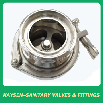 SMS Hygienic Non-Return Valves Threaded Ends