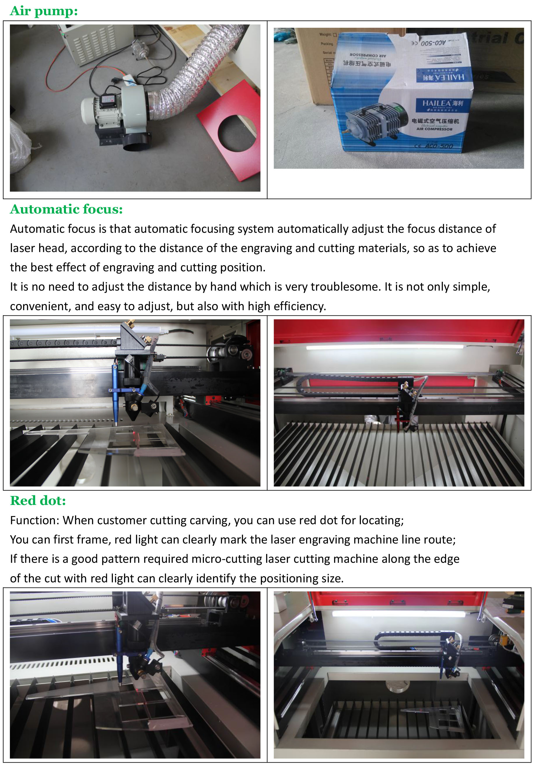 cnc laser machine engraver router