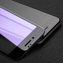 Black Anti Blue Light Protector for iPhone8 Plus