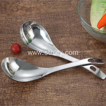 Household Thickened Stainless Steel Spoon