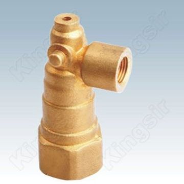 Factory selling for Elbow Pipe Fitting Miniature Exhaust Hole Pipe Fitting export to Finland Importers