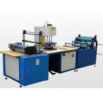 Automatic PVC flat bag sealing machine