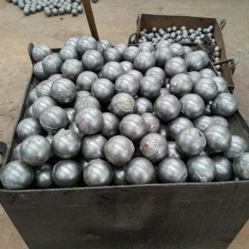 Cement plant use medium chrome cast grinding balls